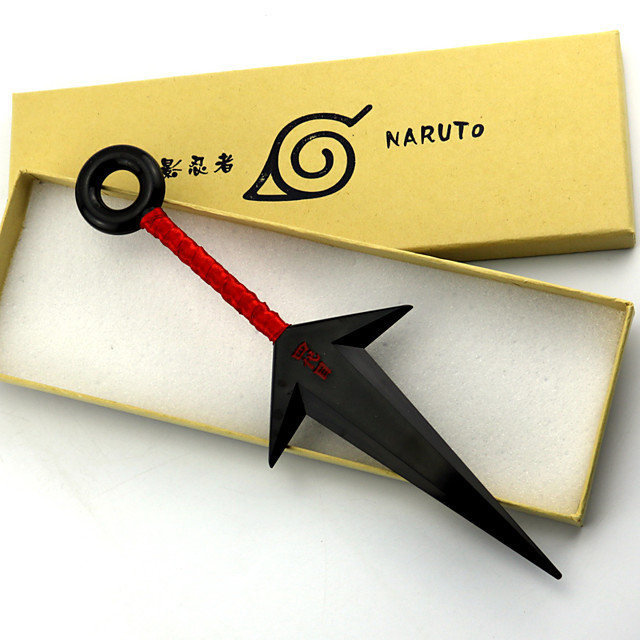 Inspirat de Naruto Naruto Uzumaki Anime Accesorii Cosplay PVC Bărbați nou fierbinte Costume de Halloween