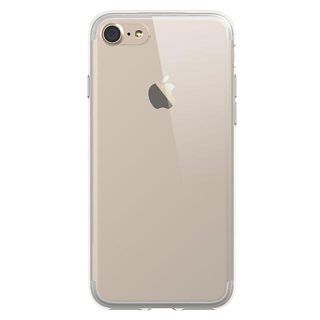 Maska Pentru Apple iPhone XS / iPhone XR / iPhone XS Max Transparent Capac Spate Mată Moale TPU