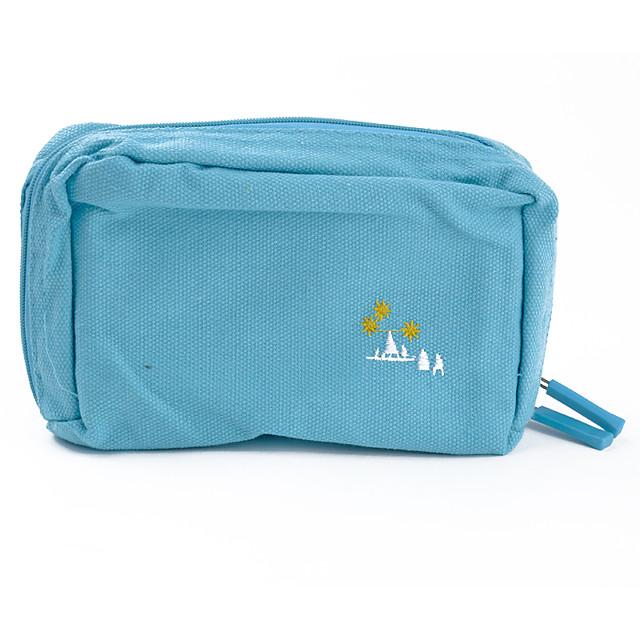 Cestovní taška Cestovní peněženka Organizér na cesty Přenosný Multifunkční pro Cestovní sklad
