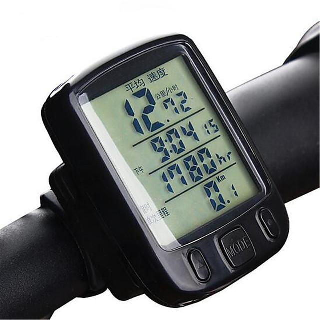 A234 Ciklokompjutori pozadinsko osvjetljenje Odometer Nesližuće Mountain Bike Biciklizam / Bicikl sklopivi bicikl Biciklizam