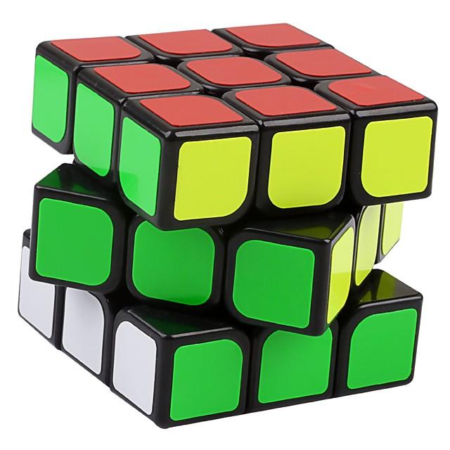 Set de cuburi de viteză Magic Cube IQ Cube YongJun 3*3*3 Cuburi Magice Alină Stresul puzzle cub nivel profesional Viteză Profesional Clasic & Fără Vârstă Pentru copii Adulți Jucarii Cadou / 14 ani +