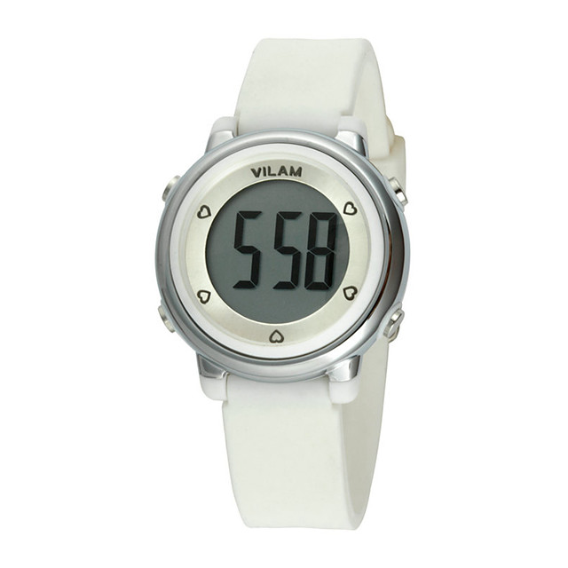 Kids Sport Watch Wrist Watch Digital Lcd Calendar Water Resistant Water Proof Stopwatch Plastic Bandcartoon Sparkle Dot 5346162 2020 22 99