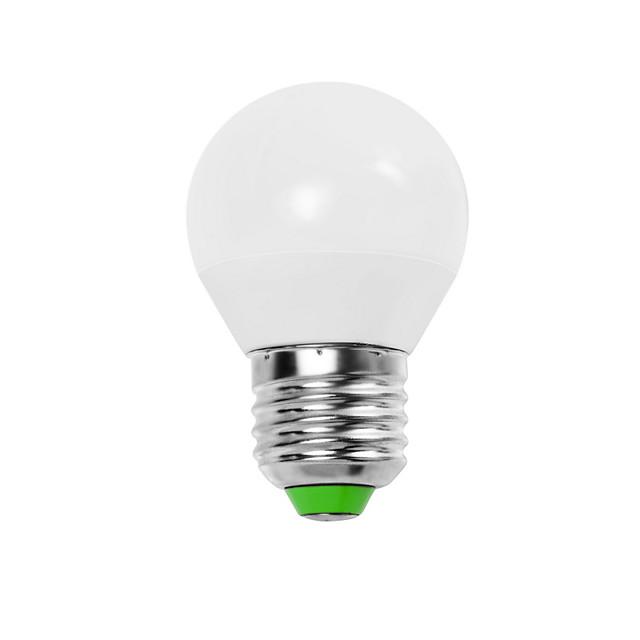 EXUP® 1 buc 5 W Bulb LED Glob 560 lm E26 / E27 G45 12 LED-uri de margele SMD 2835 Decorativ Alb Cald Alb Rece 220-240 V 110-130 V / 1 bc / RoHs
