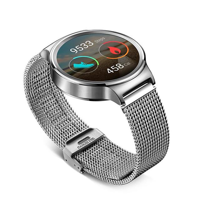 Ремешок для часов для Huawei Watch / Withings Activité / Withings Activité Pop Huawei / Withings Миланский ремешок Нержавеющая сталь Повязка на запястье