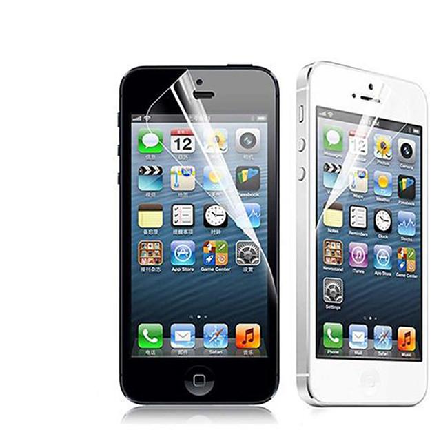 Ecran protector pentru Apple iPhone 6s Plus / iPhone 6 Plus / iPhone SE / 5s 2 buc Ecran Protecție Față High Definition (HD)