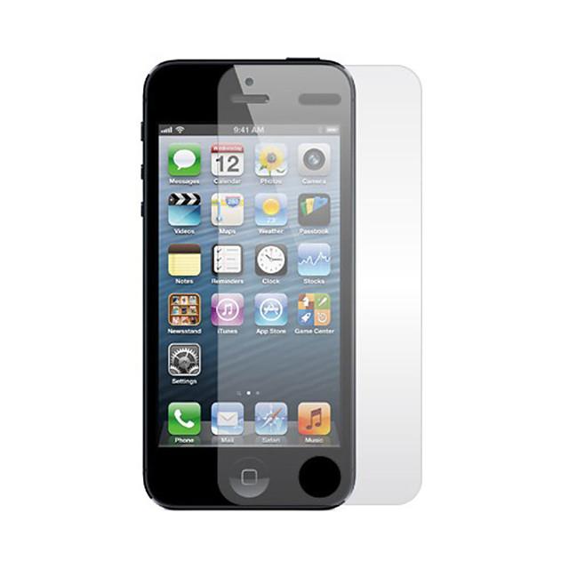 Ecran protector pentru Apple iPhone 6s / iPhone 6 / iPhone SE / 5s 3 piese Ecran Protecție Față High Definition (HD)