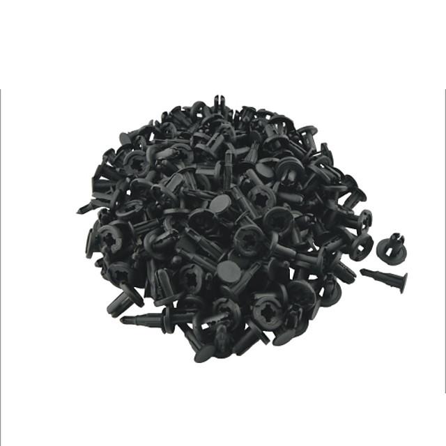 k066 100 buc de plastic masina clipuri șurub panou apăsare de fixare nit bara de protecție