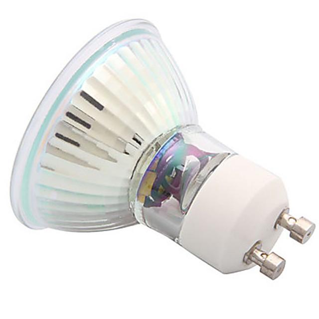 EXUP® 5pcs Spoturi LED 2700 lm GU10 15 LED-uri de margele SMD 2835 Alb Cald 85-265 V / 5 bc