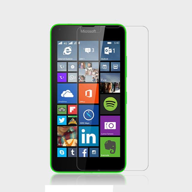 Screen Protector for Nokia Nokia Lumia 630 PET 1 pc Ultra Thin
