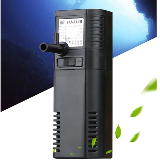 Acquari Acquario Pompe acqua Aspirapolvere Risparmio energetico Metallo 1 pezzo 220 V / # / #