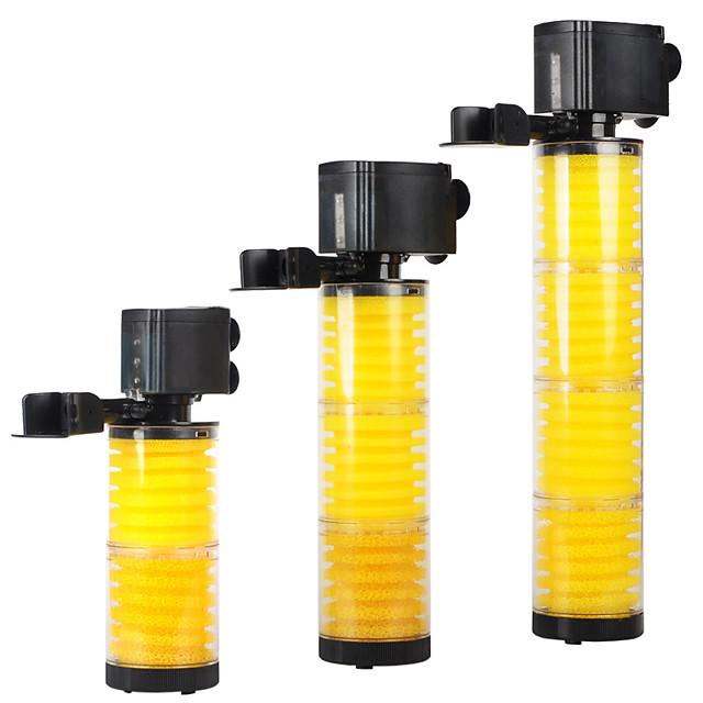 Acquari Pompe aria / Filtri Silenzioso Plastica V Plastica