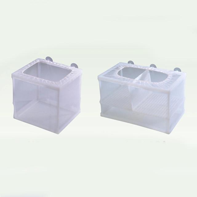 incubatrice per allevamento di pesci scatola di isolamento per incubatoio per pesci da appendere per accessori per acquario