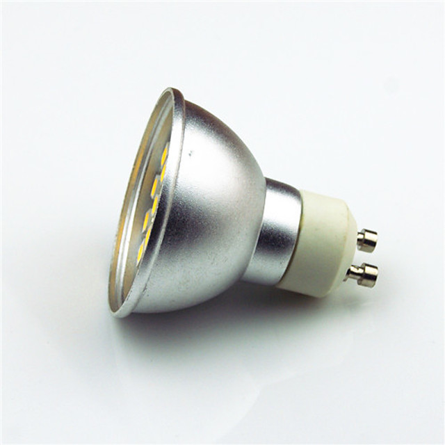 1 buc 2 W Spoturi LED 300 lm GU10 30 LED-uri de margele SMD 5050 Decorativ Alb Cald Alb Rece 220-240 V 12 V / 1 bc