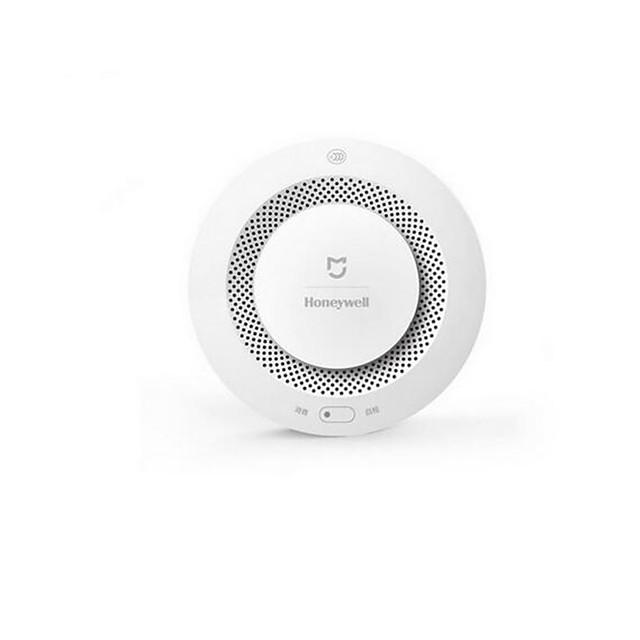 xiaomi mijia honeywell alarm sigurnosni senzor protupožarni dim i plin višenamjenska 2 sigurnosna zaštita pametnog doma s kontrolom aplikacije baterije wifi podržava ios / android za kuhinju / kupaoni