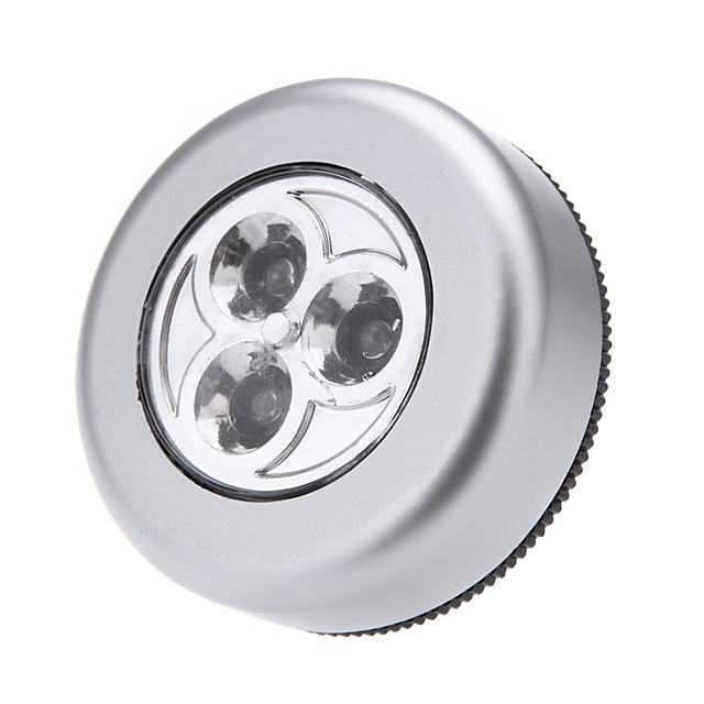 LED-uri de lumină de noapte Dulap Garderobă Dulap de bucătărie Modern contemporan Baterii AAA Powered 1 buc