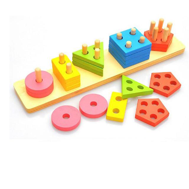Legolar Eğitici Oyuncak Şekil sıralayıcısı oyuncak İnşaat Tuğlaları Klasik Fun & Whimsical Yapı Oyuncakları Genç Erkek Genç Kız Oyuncaklar Hediye / Çocuklar / Çocuklar için