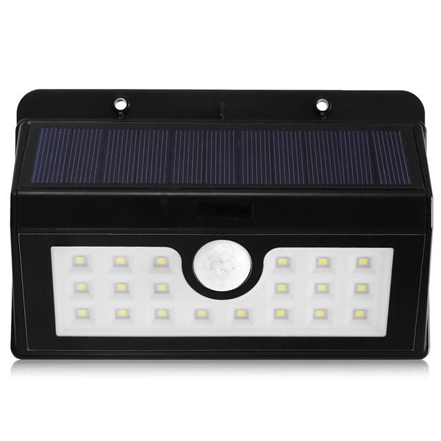BRELONG® 5 W Proiectoare LED Rezistent la apă / Senzor cu Infraroșii / Ușor de Instalat Alb Natural Hol / Scări / Depozit / Debara / Garaj / Parcare 20 LED-uri de margele