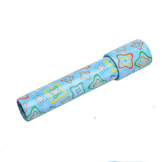 Kaleidoscope Simple Plastic Paper Vintage Boys' Girls' Toy Gift