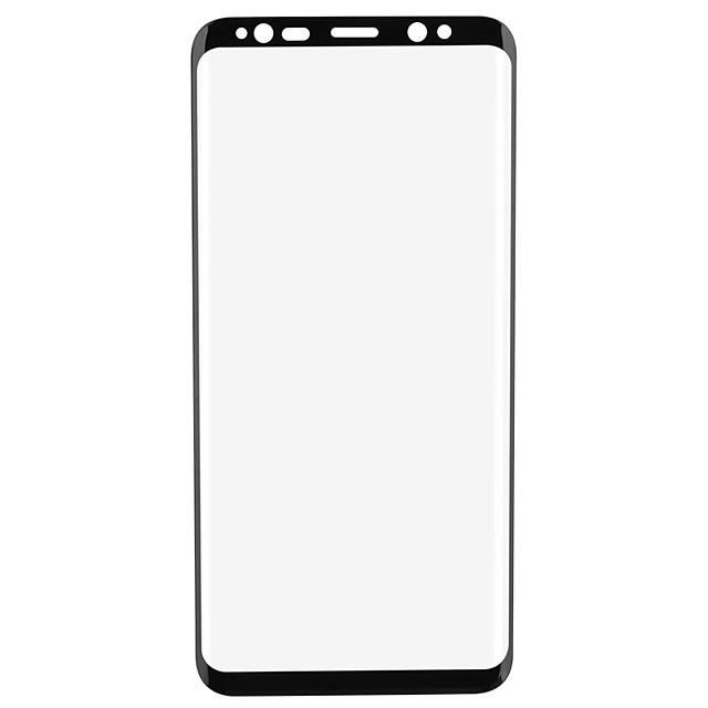 протектор экрана benks для галактики samsung s8 плюс закаленное стекло 1 шт. полный защитный экран для экрана корпуса высокой четкости (hd) / 9h