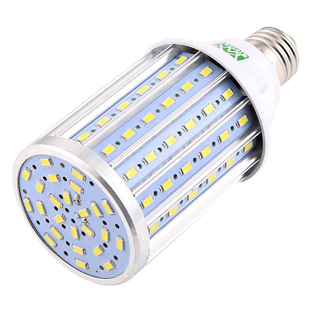 YWXLIGHT® 1pc 35 W LED klipaste žarulje 3400-3500 lm E26 / E27 T 108 LED zrnca SMD 5730 LED svjetlo Ukrasno Hladno bijelo 85-265 V