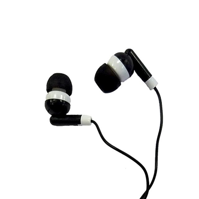 PG101 În ureche Cablu Căști Dinamic Plastic Telefon mobil Cască Setul cu cască