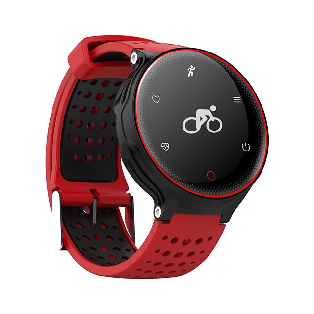 JSBPX2 Erkek Akıllı Bilezik Android iOS Bluetooth Su Geçirmez Dokunmatik Ekran Kalp Ritmi Monitörü APP Kontrol Kan Basıncı Ölçümü Darbe Tracker Pedometre Aktivite Takipçisi Uyku Takip Edici