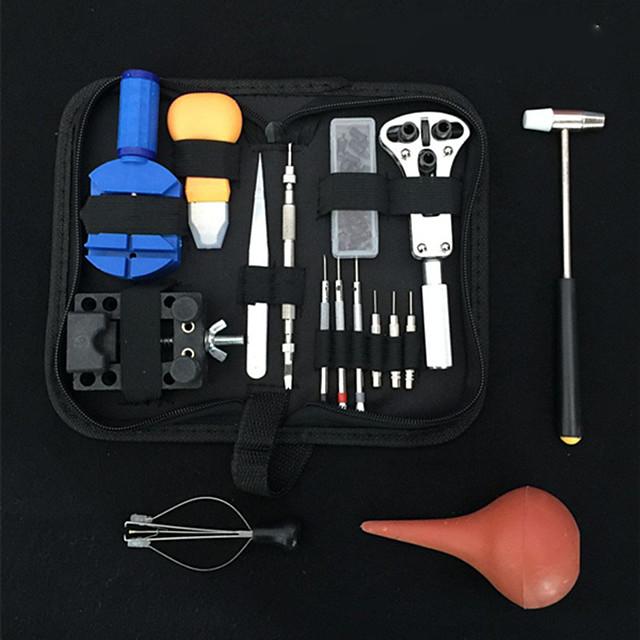 Boîtes de Montres Piles pour Montres Ouvre Montre Outils & Kits de Réparation Acier inoxydable Accessoires de montres 0.56 Haute qualité