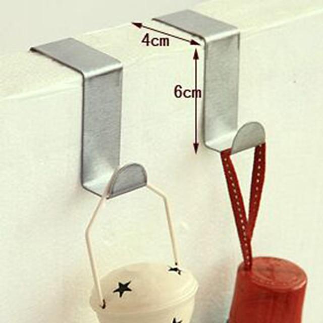 بلاستيك طبيعي متعددة الوظائف الصفحة الرئيسية منظمة, 1SET خطاف الباب خطاف الحداثة خطاف المطبخ خطاف حمام خطاف شنط