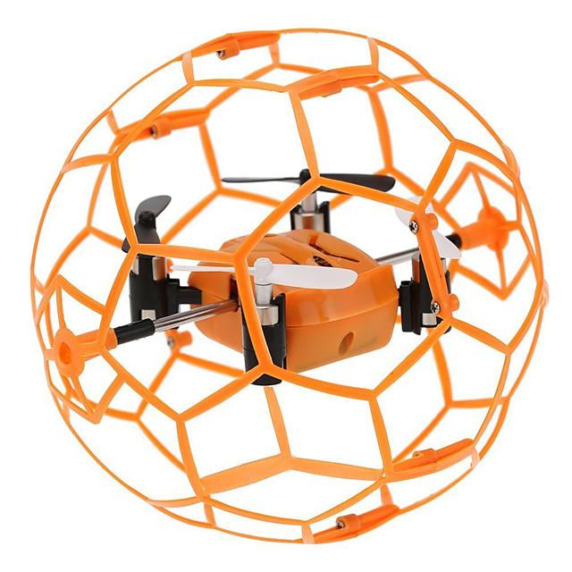 RC Drone Skytech M70 4 Kanal 2.4G Fjernstyret quadcopter LED Lys Fjernstyret Quadcopter / USB-kabel / Propeller