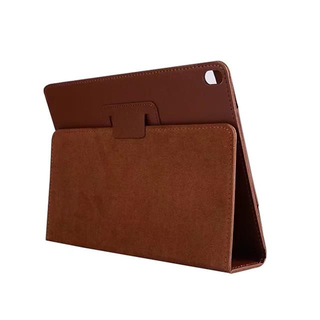 telefono Custodia Per Apple Integrale iPad Air iPad 4/3/2 iPad Pro 10.5 iPad Air 2 iPad (2017) iPad Pro 9.7 '' Mela Con chiusura magnetica Tinta unita Resistente pelle sintetica
