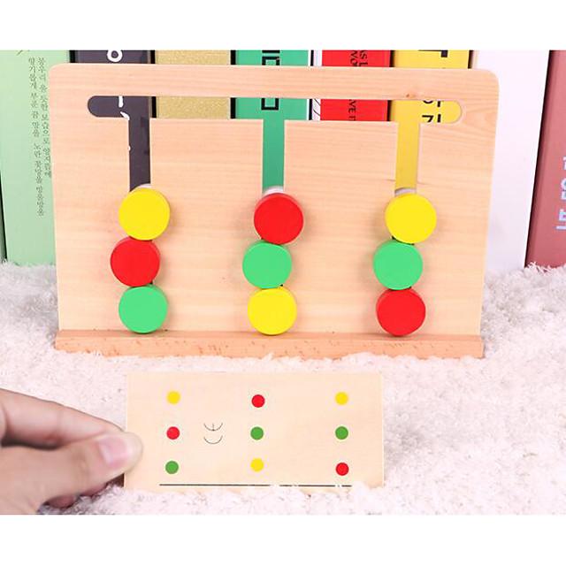 Carte d'Apprentissage Outils Pédagogiques Montessori Jeux de Logique & Casse-tête Labyrinthe Jouet Educatif Education Cool Enfant Jouet