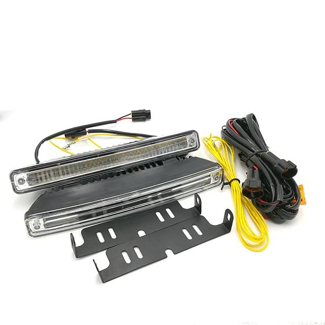 Araba Ampul 60 W SMD 3030 6000 lm 120 Güzdüz Çalışma Işığı Uyumluluk Uniwersalny Tüm Modeller Tüm Yıllar
