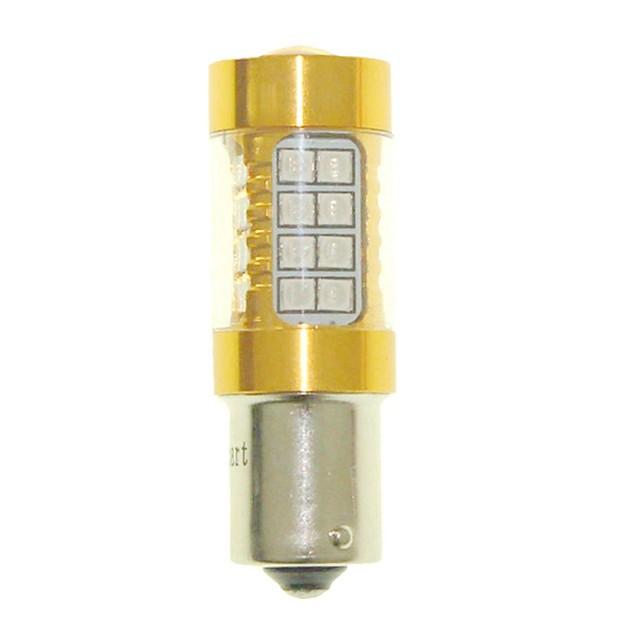 SENCART BAU15S Motorsiklet / Araba Ampul 36W SMD 3030 1500-1800lm LED Işık Lambalar Dönüş Sinyali Işığı