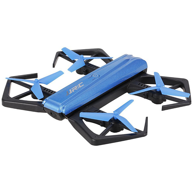 RC Drone JJRC H43WH 4CH 6 Axis 2.4G With HD Camera 2.0MP RC Quadcopter FPV / LED Lights / Headless Mode RC Quadcopter / Camera / USB Cable / 360°Rolling / Hover / 360°Rolling / Hover / With Camera