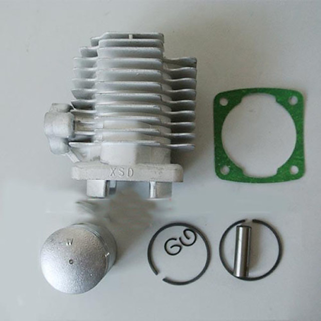 40mm Pocket Bike Cylinder Piston Kits for 2 Stroke Dirt Pit Bike Gas Scooter Motorized Bicycle Mini Quad