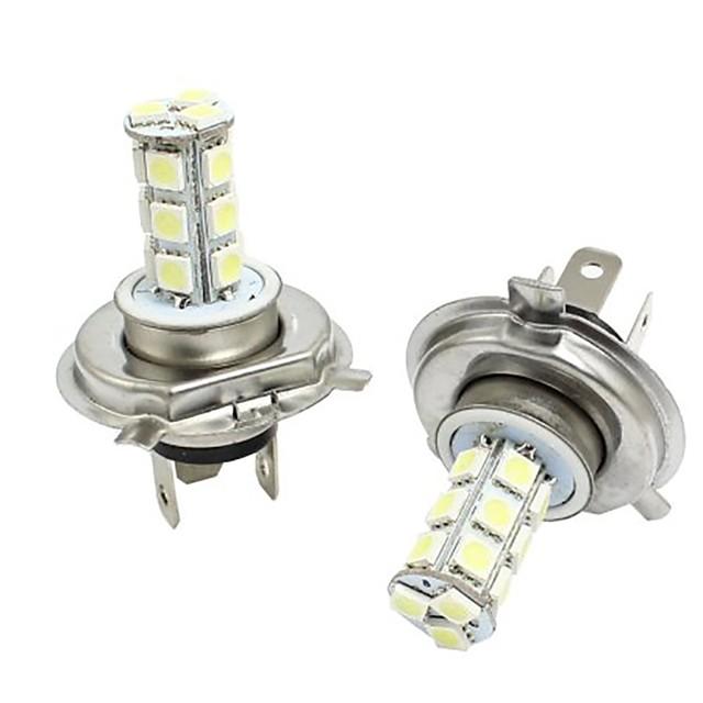 2pcs H4 Araba Ampul 3 W SMD 5050 300 lm Baş Lambaları Kafa Lambası Uyumluluk Toyota Vios
