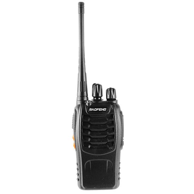BAOFENG 888S Statie emisie-receptie Portabil Analog Radio bidirecțional 3KM - 5KM 3KM - 5KM 16CH 1500mAh <5W