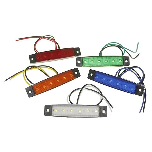 SENCART Automatique LED Lumières de décoration Ampoules électriques 120 lm SMD 2835 2.5 W 6 Pour Universel Toutes les Années 1 Pièce