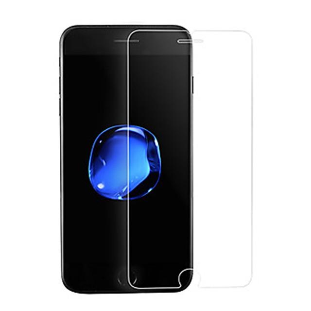 AppleScreen ProtectoriPhone 8 Plus 9H Sertlik Ön Ekran Koruyucu 1 parça Temperli Cam