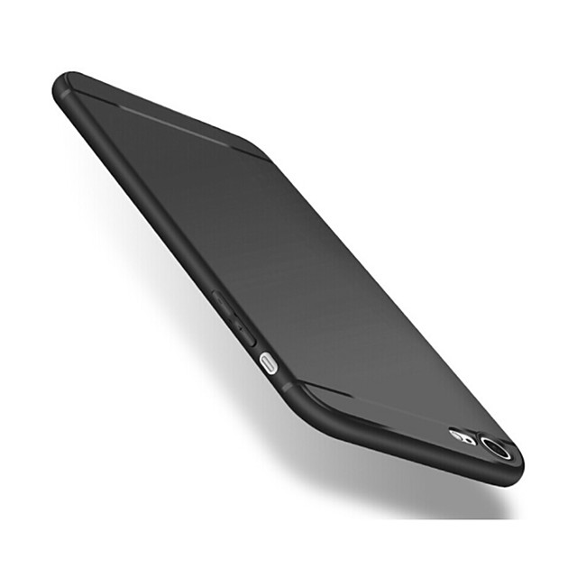 Pouzdro Uyumluluk Apple iPhone 7 Plus / iPhone 7 / iPhone 6s Plus Ultra İnce Arka Kapak Solid Yumuşak TPU