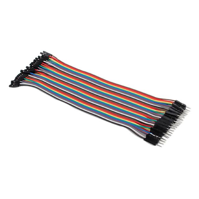 Câbles de Platine Femelle - Mâle (22 cm)