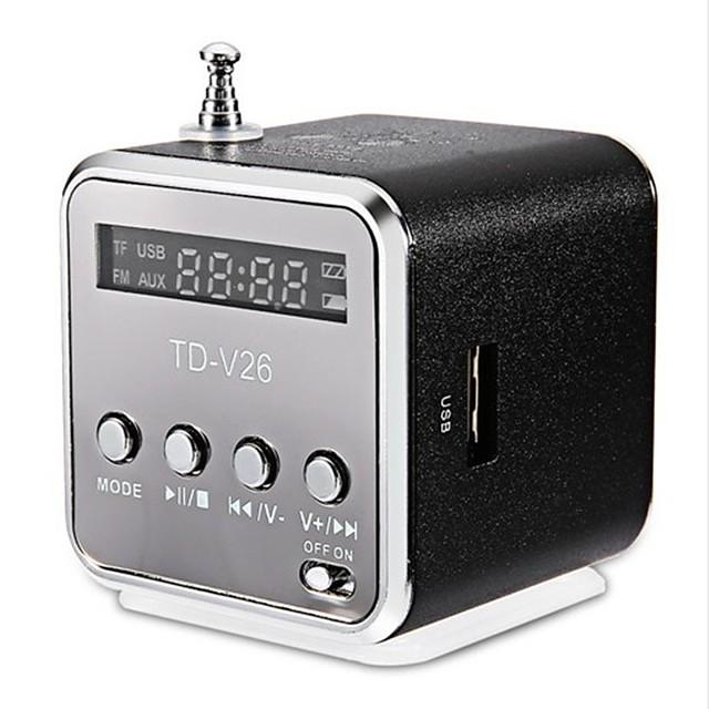 TD-v26 Enceinte Extérieure Style mini Enceinte Extérieure Pour