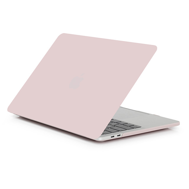 MacBook Slučaj Mutno Jednobojni / Prozirno Polikarbonat za MacBook Pro 13