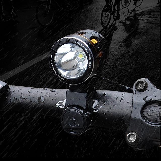 LED Luci bici Luce frontale per bici LED Ciclismo da montagna Bicicletta Ciclismo Impermeabile Modalità multiple Super luminoso Portatile Batteria al litio 1000 lm Batteria ricaricabile Bianco