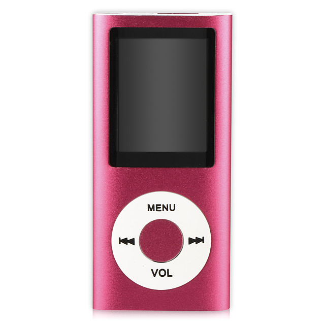 lettore mp3 lettore mp4 supporto per lettore musicale 32gb memory card sd slim classic digital lcd 1.82 '' schermo mini porta usb con fm radio voice record