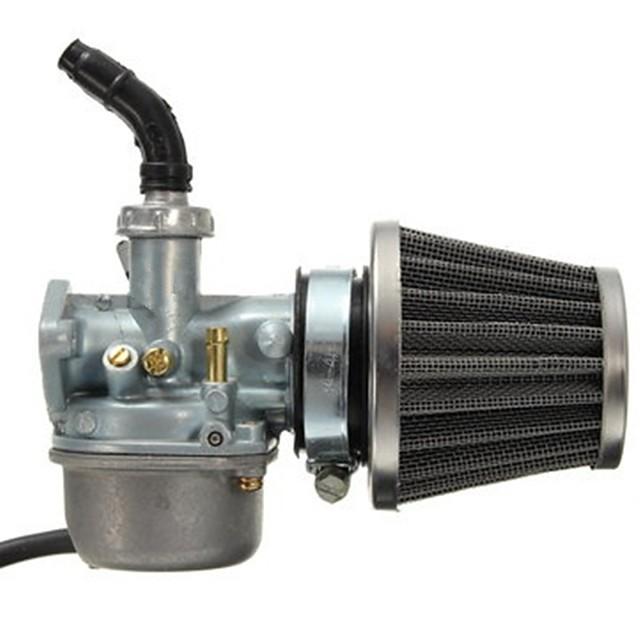 Carburator pz19 carburator și filtru de aer de 35 mm pentru 50cc 70cc 80cc 90cc 110cc 125cc dirt pit bike Taotao Honda CRF ATV scooter moped go karts
