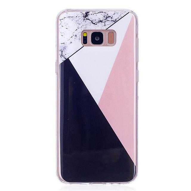 téléphone Coque Pour Samsung Galaxy Coque Arriere S8 Plus S8 Bord ...