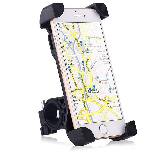 Accroche Support Téléphone Moto Cyclisme / Vélo Xiaomi MI Samsung Apple HUAWEI Téléphone portable Support Ajustable Support de téléphone Type de boucle Antidérapantes Silicone Accessoire de Téléphone