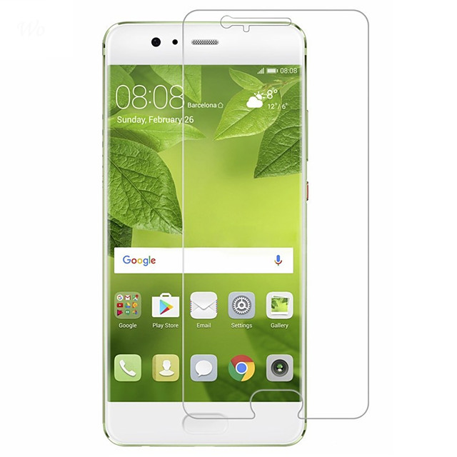 HuaweiScreen ProtectorP10 High Definition (HD) Front Screen Protector 1 pc Tempered Glass
