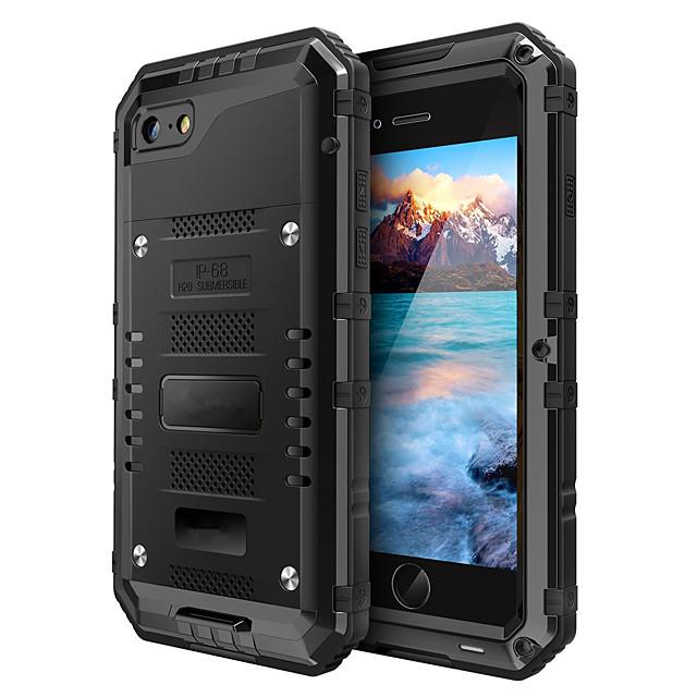 Kılıf Na Jabłko iPhone XS / iPhone XR / iPhone XS Max Odporność na wodę / brud / uderzenia Pełne etui Solidne kolory Twardość PC